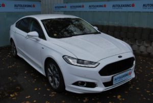 Ford Mondeo 2,0TDCi AWD PowerShift ST-Line