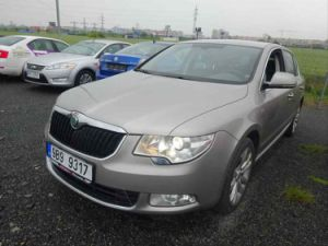 Škoda Superb 1,8 TSI AMBITION DSG