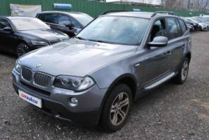 BMW X3 XDRIVE 3,0 D AT