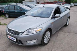 Ford Mondeo 1,8 TDCI