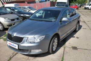 Škoda Superb II. 1,9 TDI AMBITION