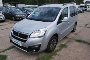 Peugeot Partner TEPEE 1,6 BLUEHDI AT