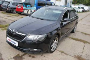 Škoda Superb COMBI 2,0 TDI LAURIN&KLEMENT
