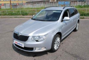 Škoda Superb COMBI 2,0 TDI DSG AMBITION