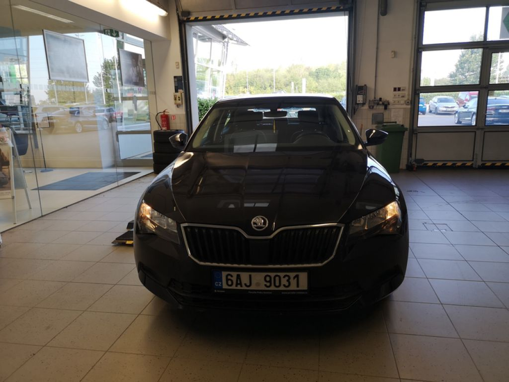 Skoda Superb (3V3) 1.4 TSI ACT EU6, Active Green tec