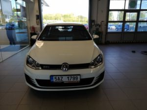 Volkswagen Golf VII Lim. (5G1) 2.0 TDI BlueMotion Tech. EU6, GTD
