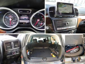 MERCEDES BENZ GLS350