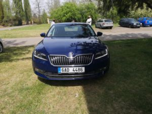 Skoda Superb (3V3) 2.0 TDI EU6, Ambition