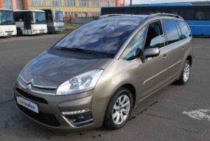 Citroën C4 GRAND PICASSO 1,6 HDI AT